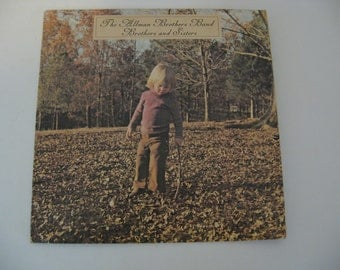 The Allman Brothers Band - Brothers and Sisters - 1973