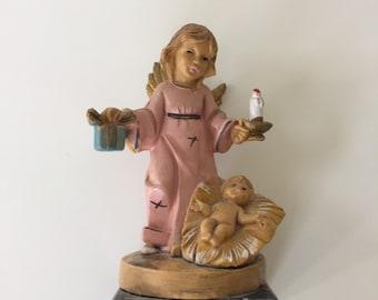 Vintage Depose Angel Figurine Italy