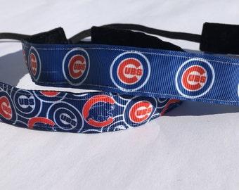 Chicago Cubs Non Slip Headband