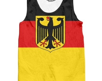 Germany Tank top
