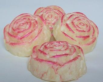 Damask Rose hand made soap