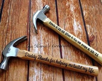Daddy's Handy Hammer