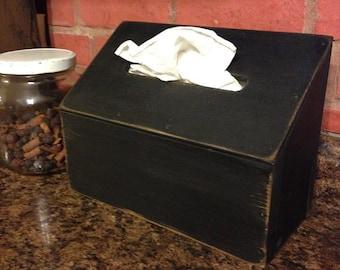 Primitive Kleenex Hand Towel Cover