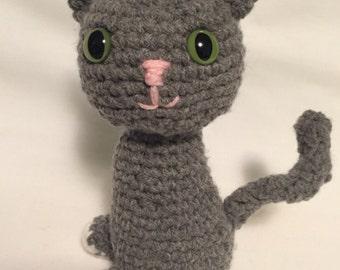Kitty Cat Stuffed Animal