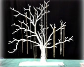 Metal Tree Jewelry Display, Chain Display