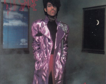 "Rare Original '83 PRINCE Delirious / Horny Toad 7"" Poster Sleeve Vinyl Press Single MINT !!! L@@K !!!"