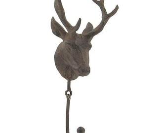 Wall Hook/Deer Hook/Nursery/Coat Hook/Towel Hook/DIY/Hunting/SSLID0113/Cabin Decor/Wall Hook Set/Rustic/Woodland/Antler/Trendy/Rustic Hook