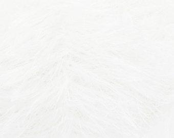 Tinsel Wool - King Cole Knitting wool, yarn - White wool
