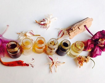 natural perfume membership with wild veil. an aromatic journey curated by hand.