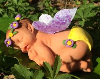 Baby Fairy - Fatina neonata
