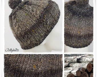 Knitting Pattern Hat GoWest