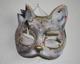 Bioshock Kitty Splicer Mask