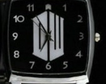 Watch Doctor Who (metal strap)