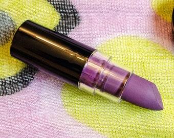 Abracadabra : Dark Purple Semi Matte Opaque Vegan Lipstick