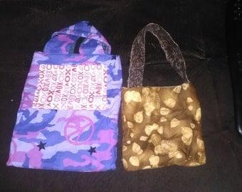 Girl's tote & Gift bag