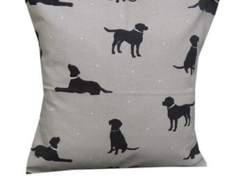 "Designer Fabric Rover 16"" Cushion Cover"
