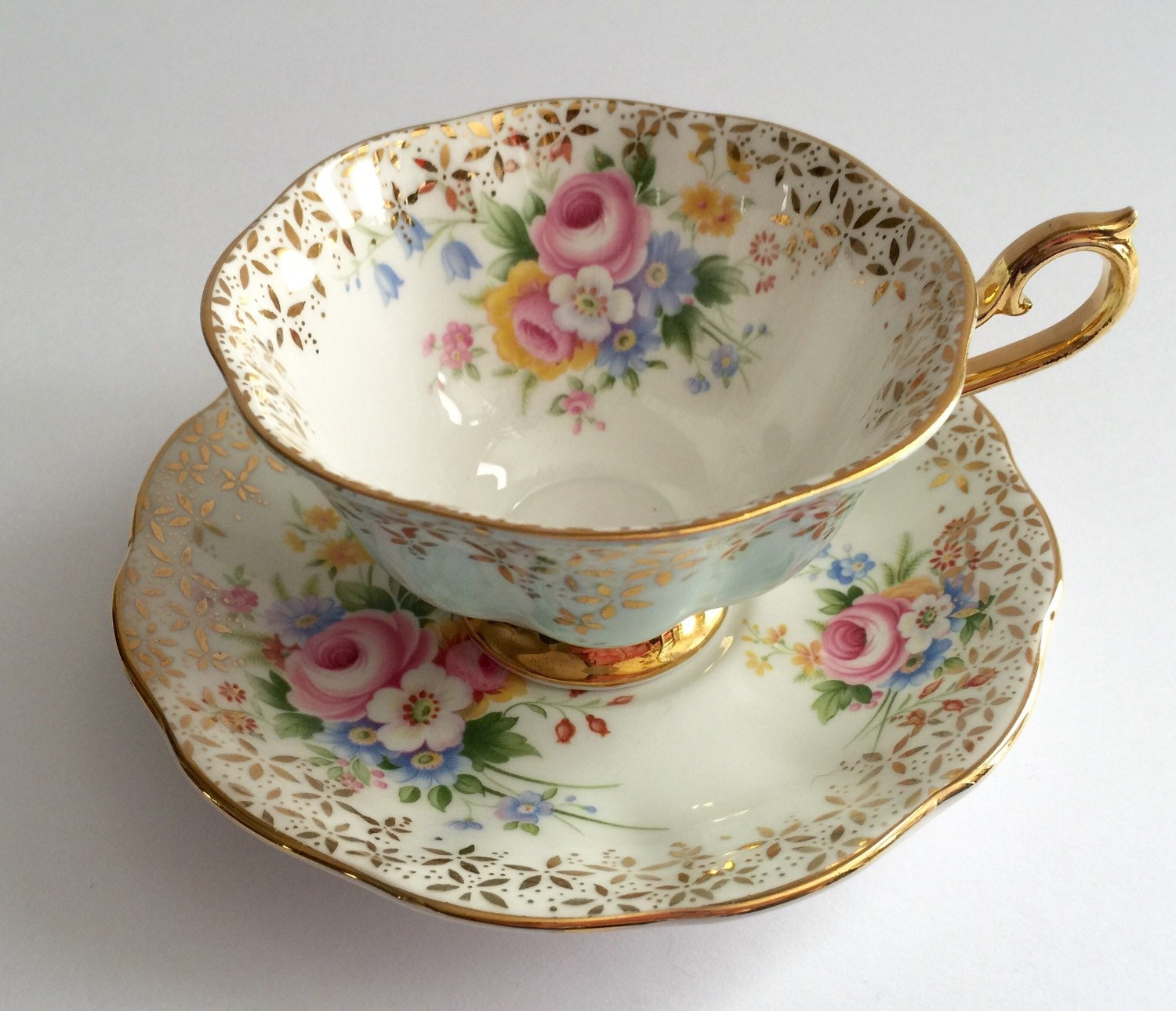 royal albert china tea cup saucer bridesmaid. Black Bedroom Furniture Sets. Home Design Ideas