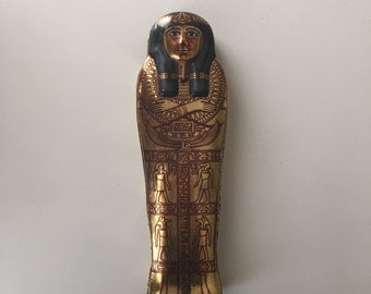 Eqyptian Mummy Tin