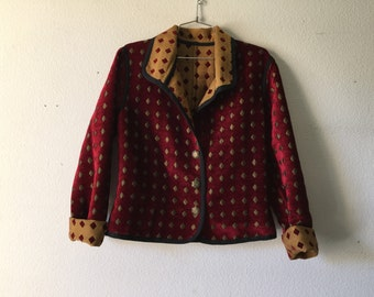 Vintage Jacket - Reversible