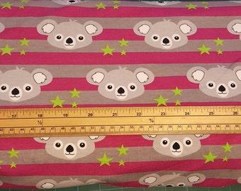 Swaffing Grey/Pink Koala Jersey