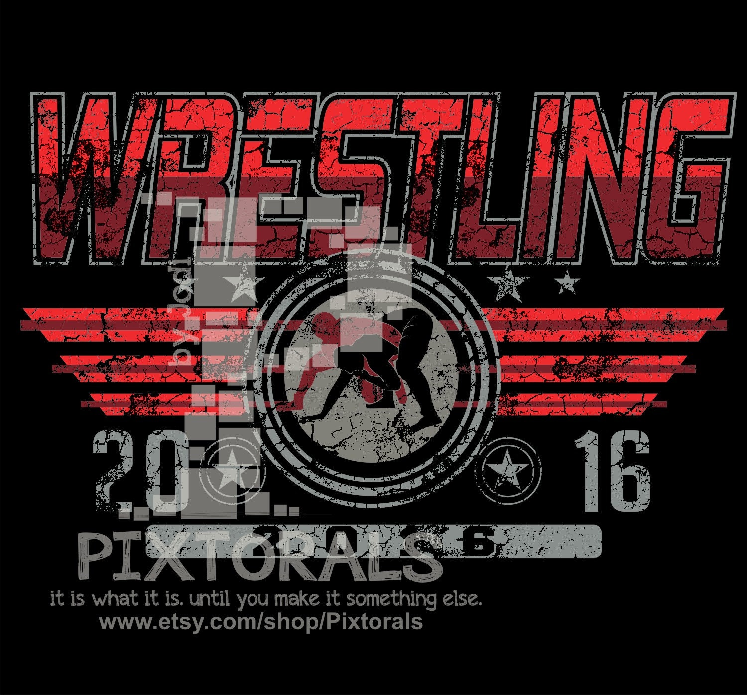 Wrestling Design Eps Jpeg Pdf T Shirt Graphics Wrestling