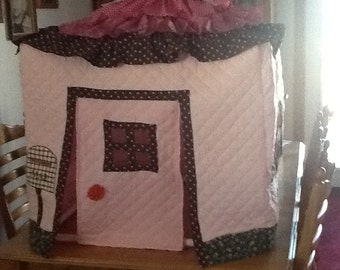 Quilted Cottage Playhouse