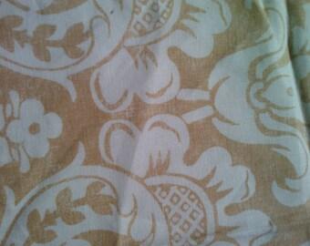 Duralee Fabric Sample 42028 Dijon Indoor/Outdoor Fabric Linen China
