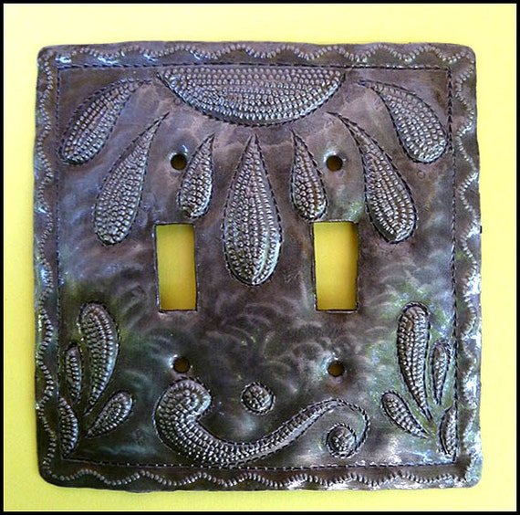 Metal Light Switch Cover Switch Plate Cover Haitian Metal