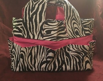 Perfect for summer fashionable diaper bag