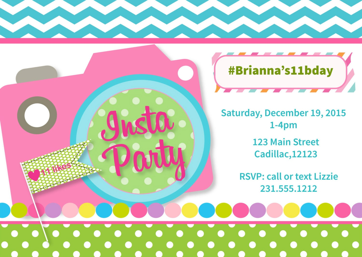 Teen Party Invitations Images - Party Invitations Ideas