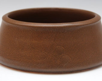Brown Dog Bowl