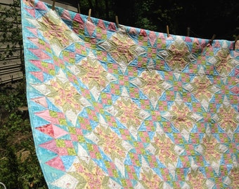 Carnival Diamonds Quilt