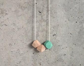 Wood chain mint