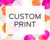 "Custom 11x14"" Print"