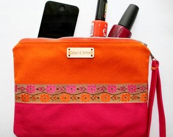 Bride/bridesmaid/occasion clutch bag