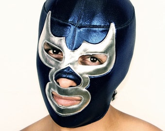 Blue Demon Mexican Wrestling Mask