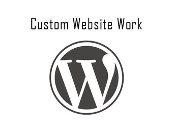 Custom WordPress work by the hour