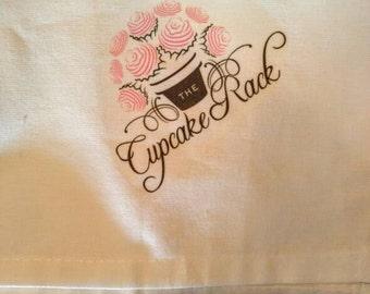 The Cupcake Rack Tea Towel