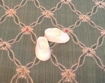 Tiny Tiny Rubber Doll Shoes