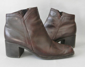 70's Chelsea Boots/Ankle Boots 6,5