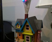 Up Model House 3mm Ply wood