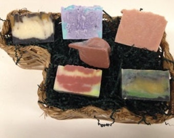 Celebrate Oklahoma Soap Collection