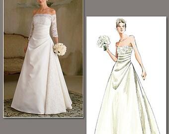 Vogue Sewing Pattern V2842 Misses' Dress