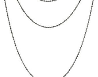 Sterling Silver Chain -- add to any order