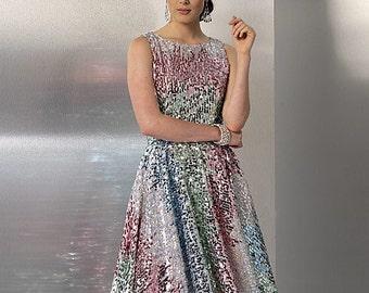 Vogue Pattern V9149 Misses' Dress