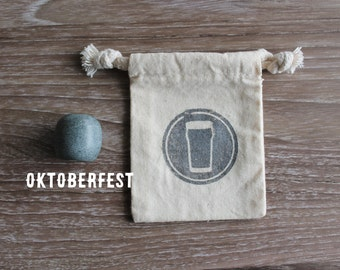 Oktoberfest Beer Stone - Olive - Elevate Your Beer! Prost!