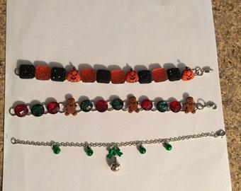 SALE!! Holiday Bracelets!!!!