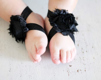 Barefoot sandals; baby barefoot sandals; black sandal; toddler barefoot sandal; sandal