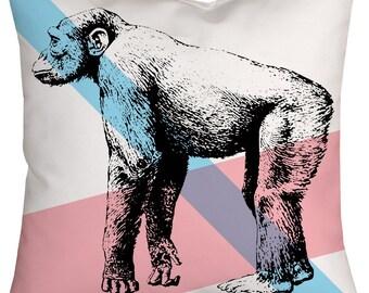 Chimpanzee Cushion Cover
