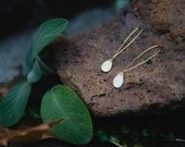 The Sophia : teardrop earrings